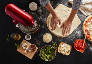 Küchenmaschine von KitchenAid.