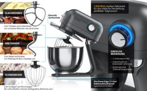 arendo küchenmaschine